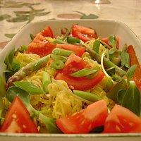 Raw vegan lentil taco dip the rawtarian caraway marinated kale and lentils forumfinder Choice Image