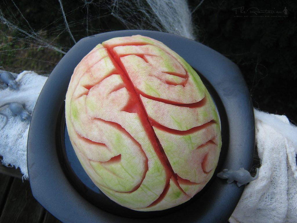 Watermelon brain the rawtarian