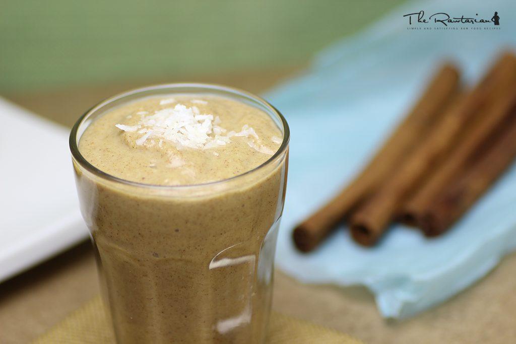 Raw banana chai smoothie recipe the rawtarian recipe photos forumfinder Gallery