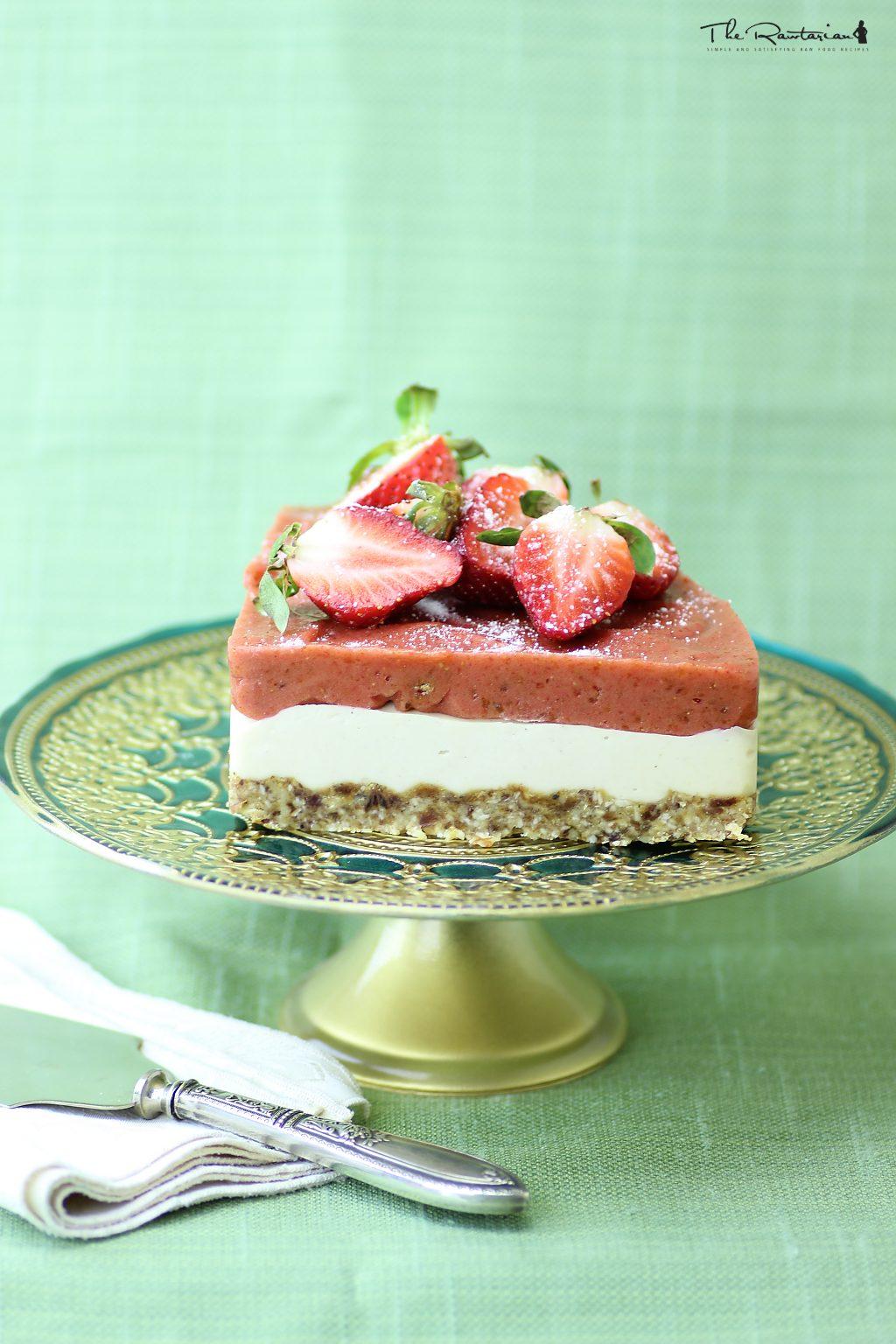 Raw cheesecake recipe the rawtarian recipe photos forumfinder Images