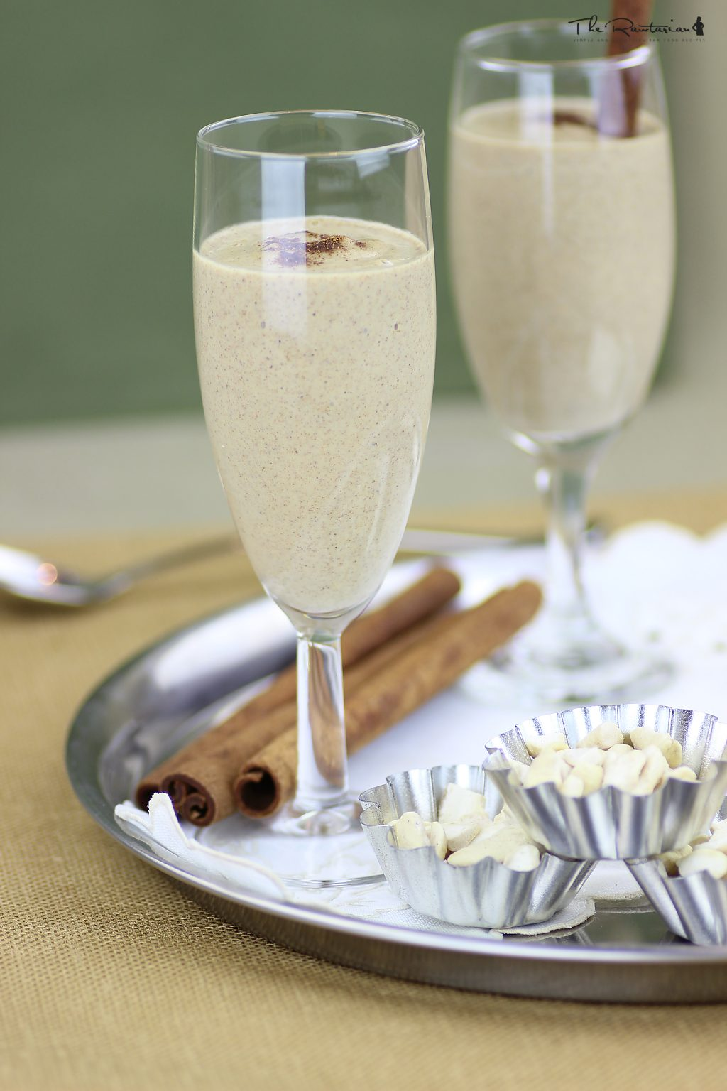 Raw food eggnog recipe the rawtarian recipe photos forumfinder Image collections