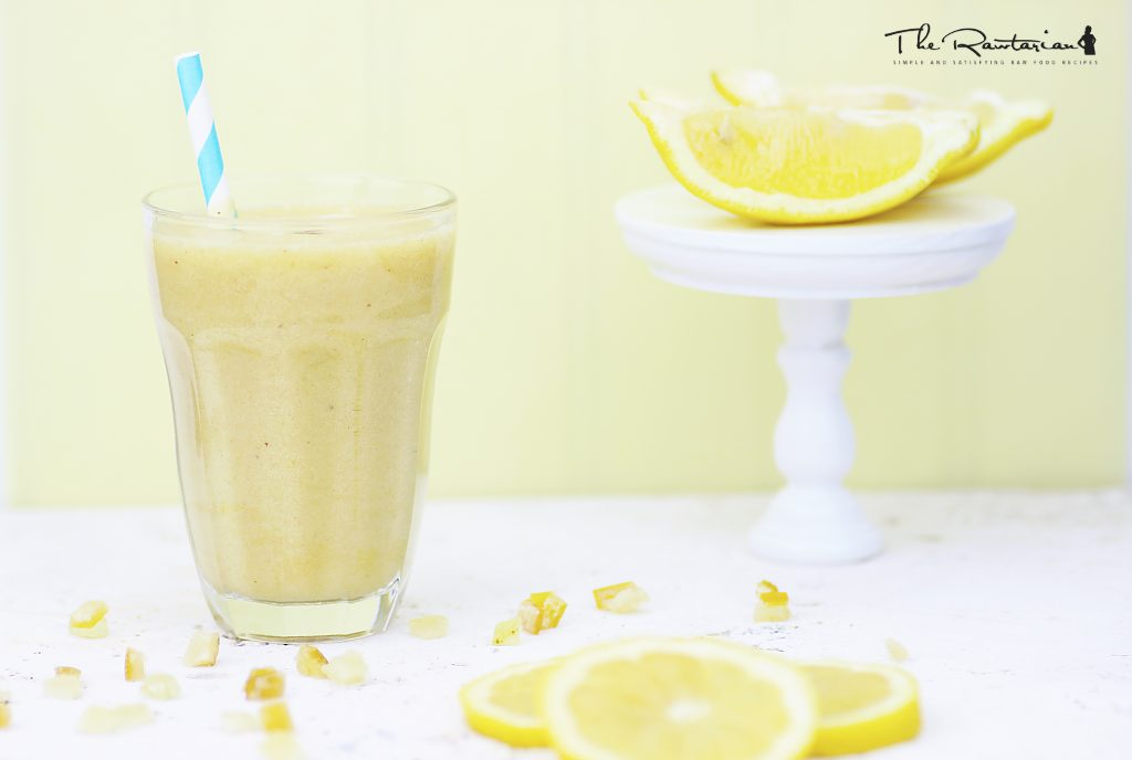 Raw lemonade smoothie the rawtarian recipe photos forumfinder Choice Image