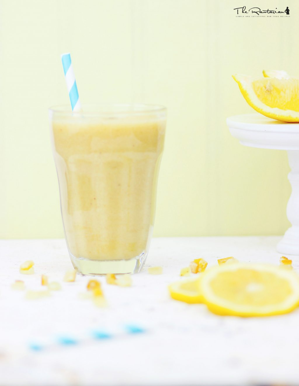 Raw lemonade smoothie the rawtarian recipe photos forumfinder Gallery
