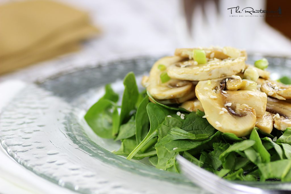 Raw recipes that dont require any equipment the rawtarian need a tasty salad topper or a quick snack try my raw marinated mushrooms serve on your fave salad for an extra kick youll be surprised at how good forumfinder Choice Image