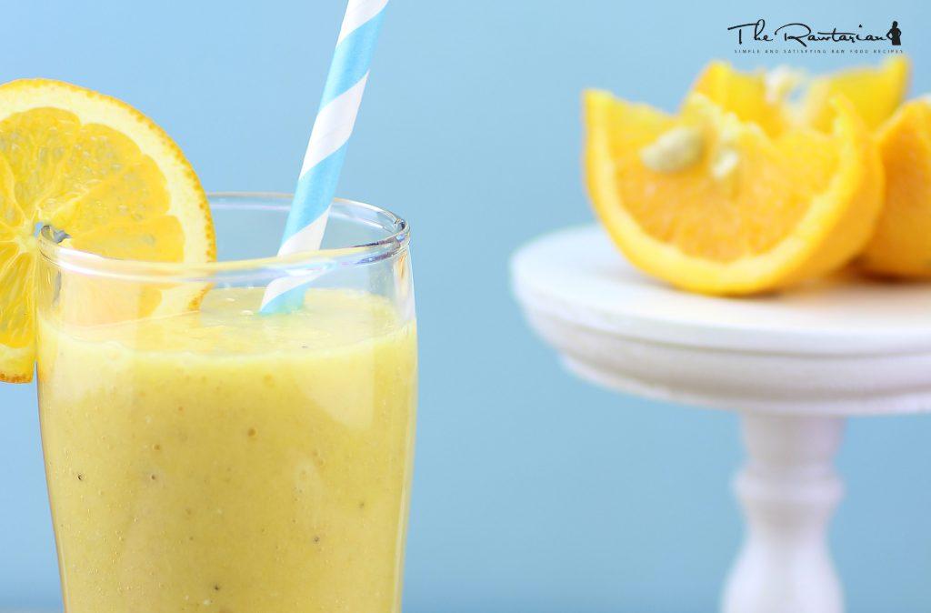 Raw orange smoothie recipe the rawtarian recipe photos forumfinder Gallery