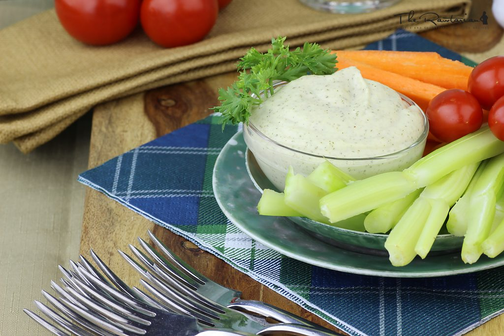 Youve Probably Noticed By Now That All Of These Raw Food Recipes For Kids Are About Mixing And Blending Guess What This Ranch Dressing Recipe Is No