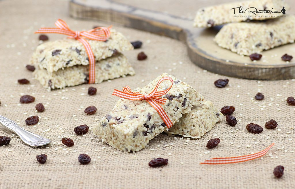 Easy raw desserts the rawtarian raw sesame seed bars try this recipe as one that you keep on hand in the freezer for when youre looking for an easy raw dessert that keeps well in the forumfinder Images