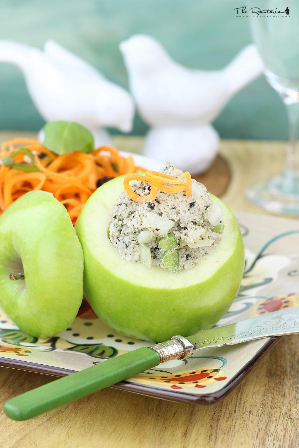 Raw tuna salad recipe the rawtarian recipe photos forumfinder Gallery