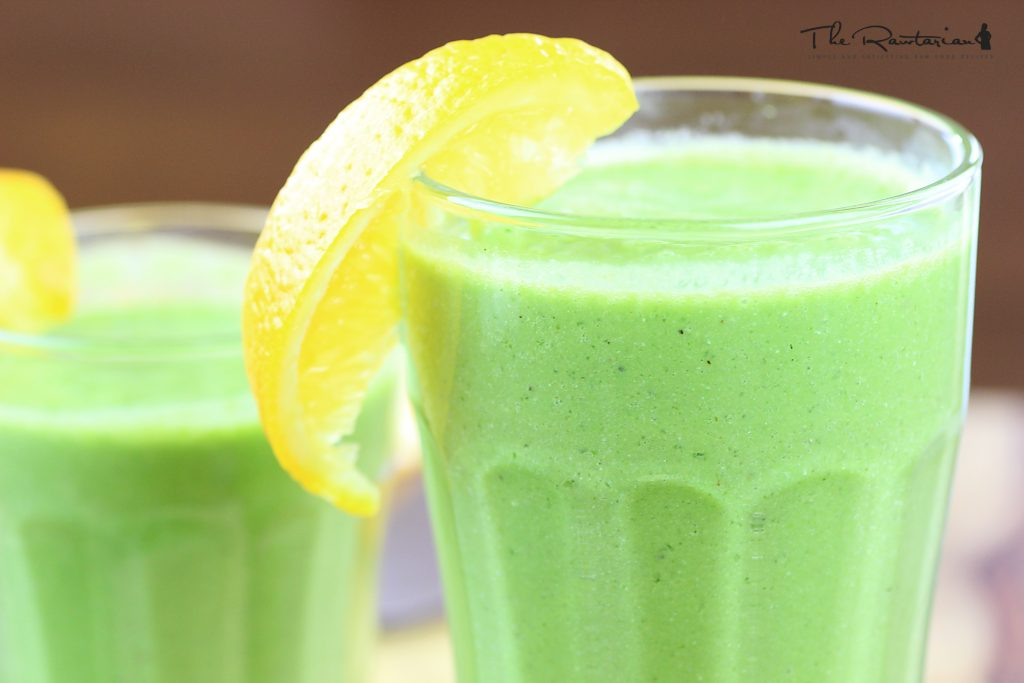 Healthy Juices And Smoothies