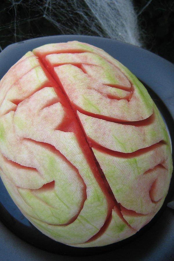 watermelon brain the rawtarian. Black Bedroom Furniture Sets. Home Design Ideas