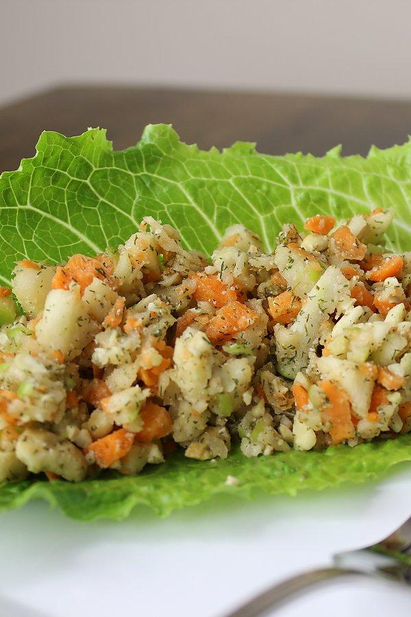 Raw vegan chicken salad recipe the rawtarian recipe photos forumfinder Choice Image