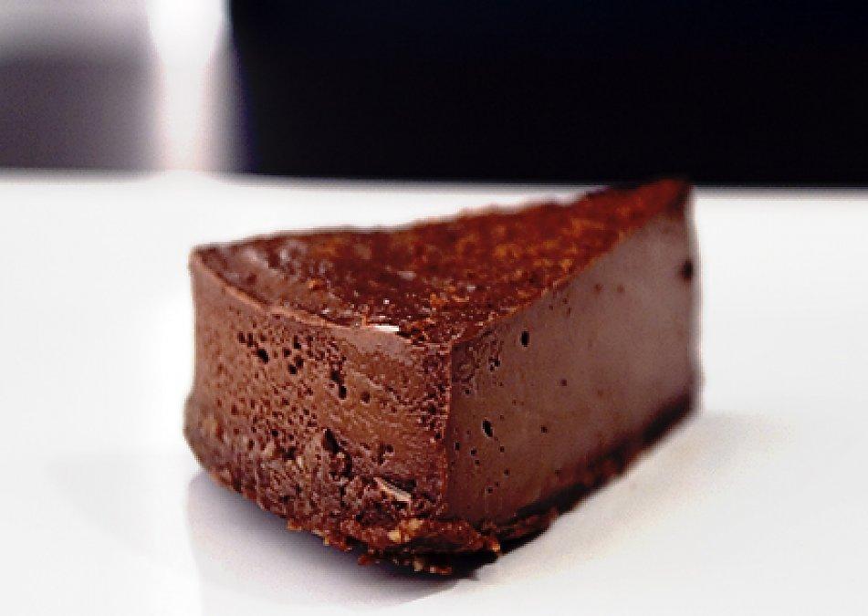 Raw Chocolate Dream Cake The Rawtarian