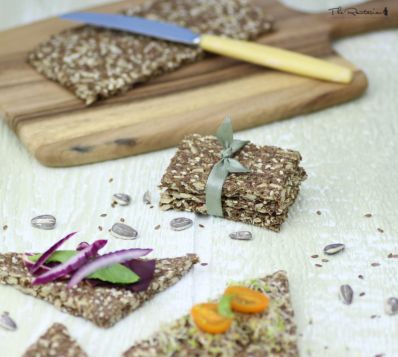Basic raw cracker recipe the rawtarian forumfinder Images