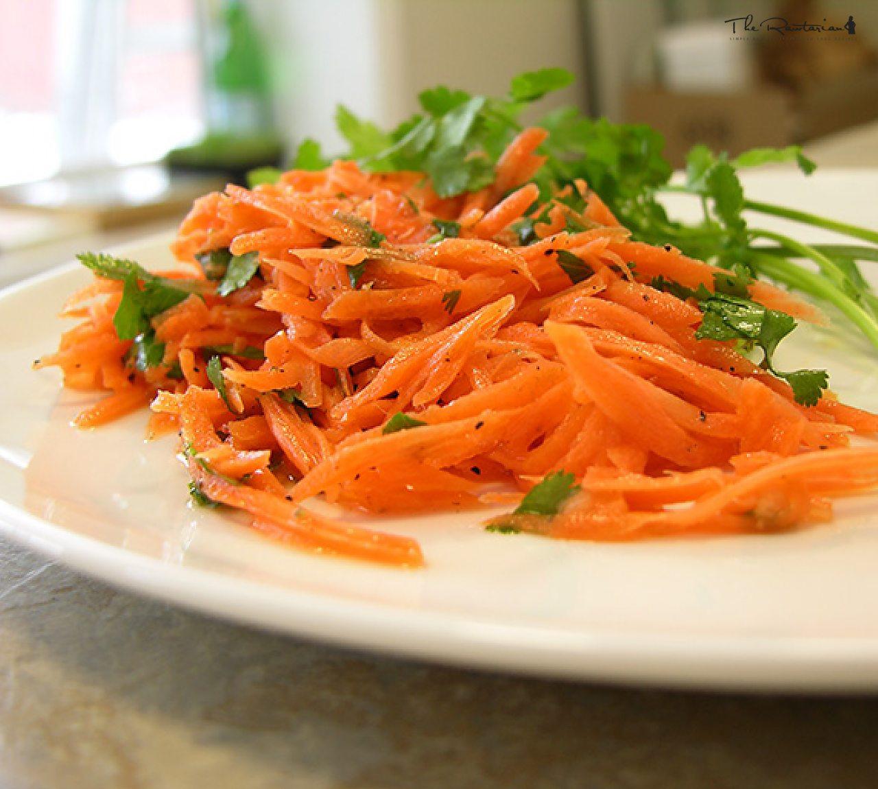 Морковь с чесноком и сметаной рецепт с фото пошагово