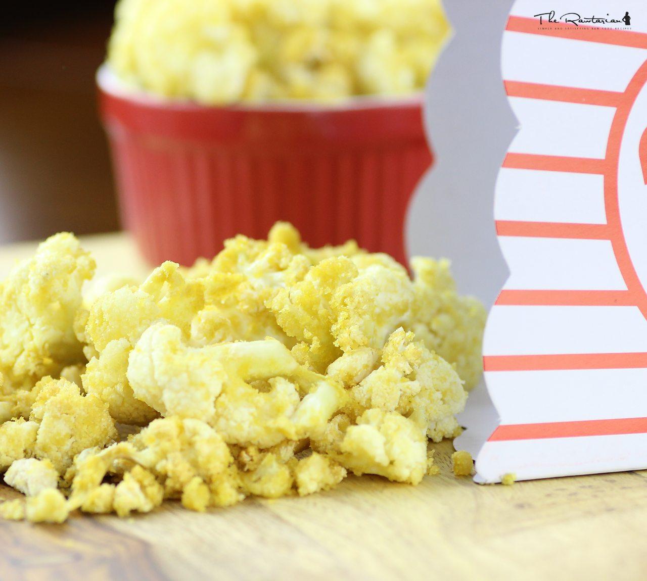 Raw buttery popcorn recipe the rawtarian forumfinder Choice Image