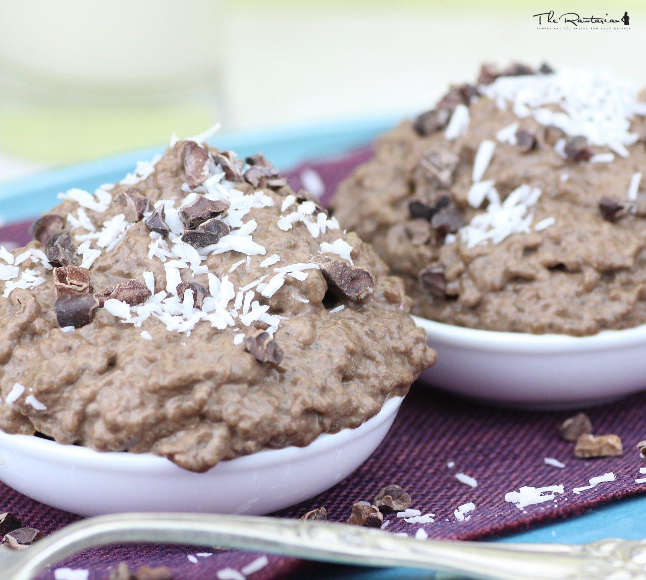 Raw chocolate chia pudding recipe the rawtarian forumfinder Gallery