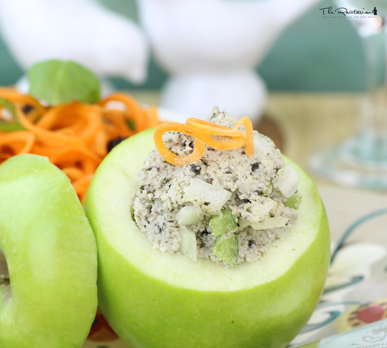 Raw tuna salad recipe the rawtarian forumfinder Image collections
