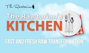 The Rawtarian's Kitchen Small
